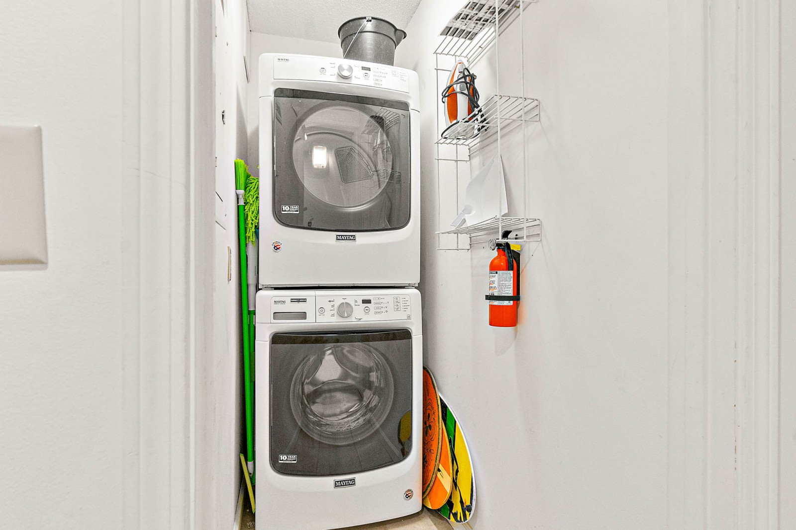 Laundry Room--New Appliances