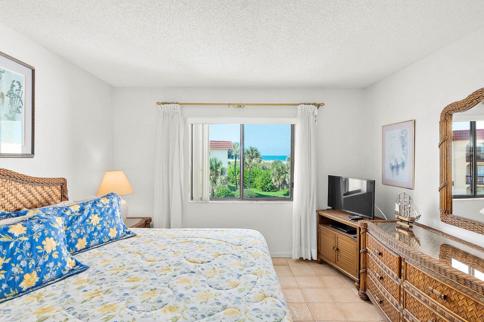 master bedroom ocean view