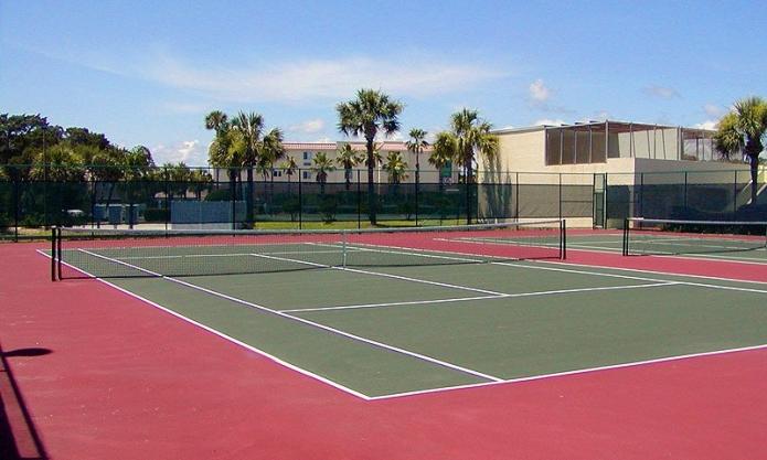 St Augustine Ocean & Racquet Tennis Courts